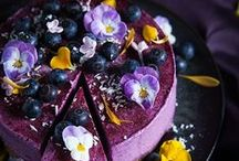 Pure Raw Food Inspiration / Highlighting colorful and vibrant photos of delicious Raw Food Decorations. For pure inspiration. Enjoy!