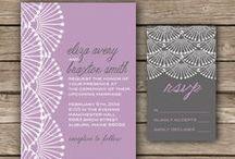 Wedding inspo - Invites