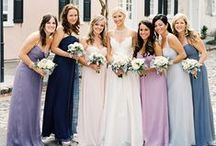 Wedding inspo - Ushers/Bridesmaids