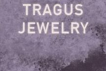 Tragus Jewelry / A little glamour for that little nook in your ear.