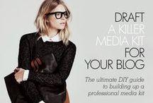 Social Media, Blogging, & Technical Tips
