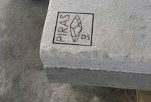 MATERIALS: stone
