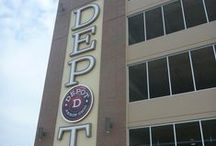 The Depot / University of Akron Student Housing