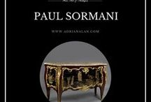 Fine Antiques #Paul Sormani / A few important pieces from Parisian maker Paul Sormani.   To learn more about Sormani or to see our latest acquisitions please visit our website: http://www.adrianalan.com/