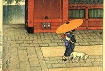 Japanese Prints (Estampes)