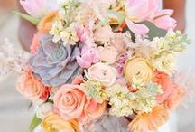 Inspired Wedding Flowers Arrangements / Beautiful flowers for your special day.