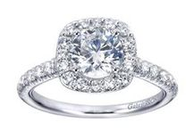 Gabriel and Co. / We carry the designer Gabriel & Co.  They specialize in beautiful diamond engagement rings and awesome fashion jewelry!  Call and make an appointment today!