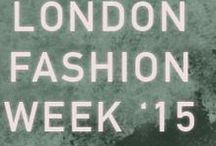 London Fashion Week '15 / Maria Tash and company at Josh Wood atelier for London Fashion week