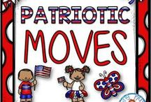 Patriotic Music, Lessons, Songs, Movement Activities / Patriotic Music, Lessons, Songs, Movement Activities for elementary music and regular ed. teachers.