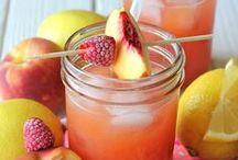 Fruit Drinks & Lemonade Recipes