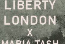 Liberty London x Maria Tash