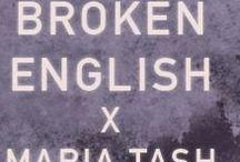 Broken English x Maria Tash / Pics from our piercing event at Broken English LA!