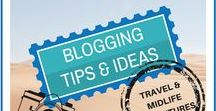 Blogging Tips and Ideas / Interesting and useful pins about blogging and social media www.debs-world.com