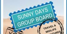 Sunny Days Blog Group Board / A place for all of my favourite bloggers to share their posts! No products and sales, blog posts only and please be generous when sharing other people's pins! www.debs-world.com