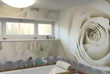 My work, Bathroom