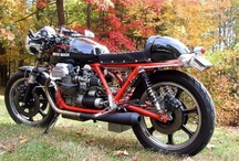 Cafe racer dream