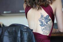 Tattoos! / by Audra Ballard