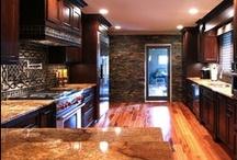 • Kitchen Renovation / #Kitchen Renovation #WalkerWoodworking