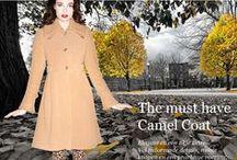 TESSA ♥s CAMEL COATS