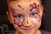 Face painting (tutorials) / by Jipenjenneke