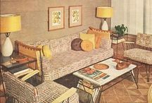 Living Spaces and Kitchen