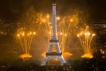Eiffel tower / The Eiffel Tower as we like to see her