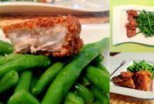 Low Carb Rezeptideen / Tolle pikante Rezept Inspirationen für Low Carb Essen zum Frühstück, Mittagessen oder Abendessen