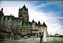 Les mariages au Fairmont Le Château Frontenac - Quebec City Weddings
