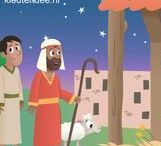Thema kerst: Jezus geboren, kerstfeest, kleuters / Jesus & His birth, preschool / Noël maternelle / Bijbel: Jezus geboren, kerstfeest, kleuters / Jesus & His birth, preschool / Noël maternelle