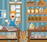 Thema bakker kleuters / Theme baker preschool / Boulanger, maternelle, bricolage / Thema bakker kleuters lessen en knutsels / Theme baker preschool lessons and crafts / Boulanger, maternelle, bricolage