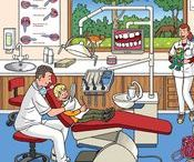 Thema tandarts kleuters / Theme dentist, dental health preschool / Dentiste thème maternelle / Thema tandarts kleuters lessen en knutsels / Theme dentist, dental health preschool lessons and craft / Dentiste thème maternelle