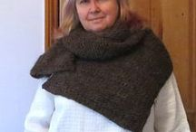 My Knitting / My knitting projects - or at least those that are successful (I'm still learning)