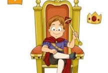 Koningsdag kleuters / King's day preschool / Roi thème maternelle / Koningsdag kleuters / King's day preschool / Roi thème maternelle