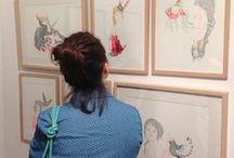 Salon DDESSIN 2015 / DDESSIN cabinets de dessins contemporains 27 - 29 mars 2015 Atellier Richelieu, Paris, France