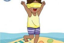 Waterspelletjes voor kleuters / Kindergarten water games / Waterspelletjes voor kleuters / Kindergarten water games