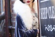 Romantic - Victorian - Edwardian - 20s / Fashion, Romantic, Victorian, Edwardian, Roaring 20's