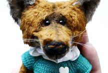 Teddy handmade / Teddy bears handmade