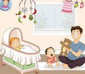 Thema baby kleuters / Baby theme kindergarten / preschool / Thema baby kleuters / Baby theme kindergarten / preschool Thema baby kleuters lessen en knutselen / Baby theme kindergarten / preschool lessons and crafts