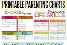 Chores n Charts / Different chores and charts for both adults and kids