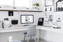 Home Interior - Office / Inspiration for an office at home