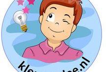 kleuteridee.nl / Materiaal voor de kleuterklas / Kindergarten and preschool materials and lessons