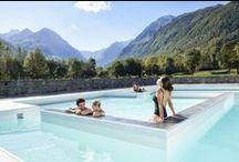 Bien-être / Midi-Pyrénées, votre destination bien-être. Des centres thermoludiques, des espaces détente et bien-être, des hôtels avec spa : en Midi-Pyrénées, vous avez toute latitude pour vous relaxer, vous laisser chouchouter ou passer un excellent moment de détente en famille. En week-end ou en vacances, découvrez nos destinations bien-être dans le cadre grandiose des Pyrénées ou dans le calme ensoleillé des campagnes du Gers ou de l'Aveyron.