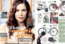Bike News and Publications / Articles, books and more about biking and bike culture.