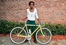 Her Bike Style / Highlights from the Iva Jean series on our favorite women that bike.