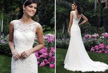 Sincerity / Sincerity bridal first formed in 1997 has taken the world by storm and is the newest member to the Fross Wedding Collections boutique!