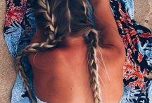 Hairstyles!!!❤️ / by ⚓Alyssa Marie⚓