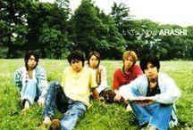 Араши / «Араши» (англ. Arashi; яп. 嵐 — Шторм, Буря) — J-pop идол-группа из пяти человек, принадлежащая агентству Johnny & Associates. Arashi — одна из самых популярных групп в Японии на сегодняшний день. Не только альбом «Boku no Miteiru Fukei» стал самым продаваемым альбомом 2010 года в Японии по данным Oricon, но и вся первая десятка годового рейтинга синглов была поделена между Arashi и идол-гёрл-группой AKB48.