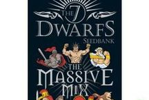 The 7 Dwarfs / The 7 Dwarfs are our finest grown seeds, each of a different breed. Small in size, large on it's effect.