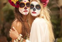 Face & body art / All the best of face and body art ideas  / by Michelle Van Der Merwe