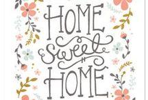 Home, sweet home!!